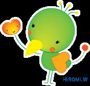 医療福祉・在宅看取り啓発キャラクター みとりちゃん © HIROMI.W|医療福祉・在宅看取りの地域創造会議